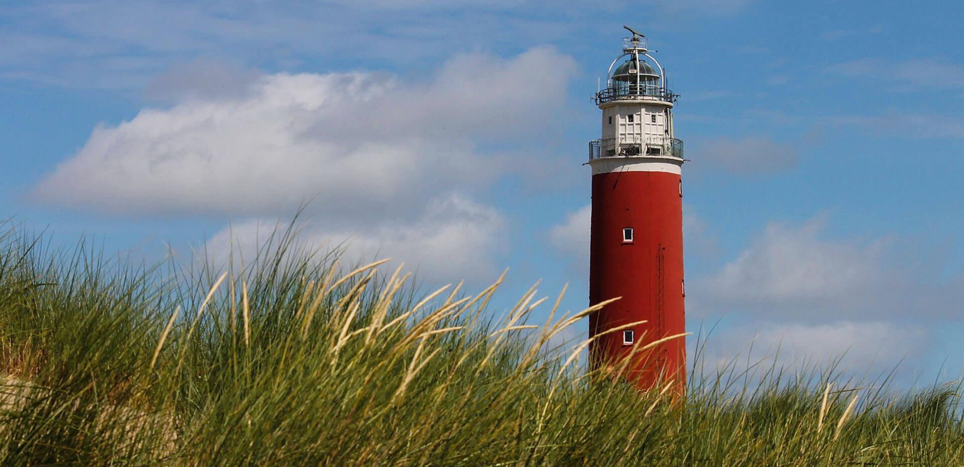 Leuchtturm-Motiv